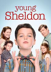 Search netflix Young Sheldon